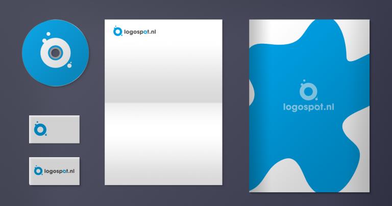 Logospot mockup design