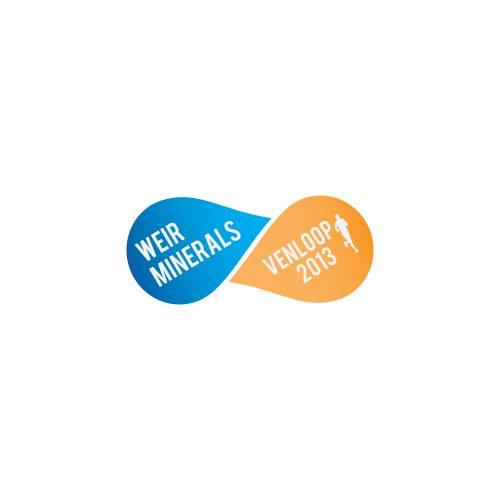 Logo ontwerp Weirminerals Venloop