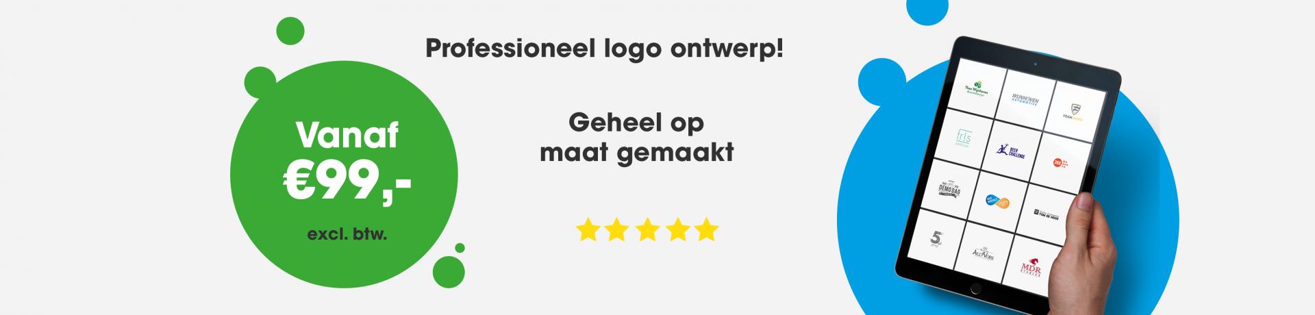 Logospot.nl Banner logo laten maken kosten