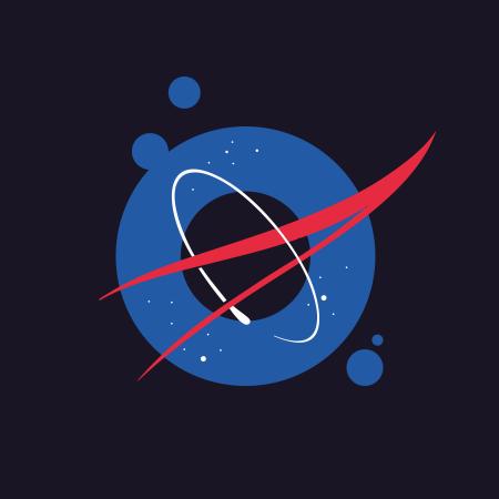 Logospot Logo NASA blog illustratie